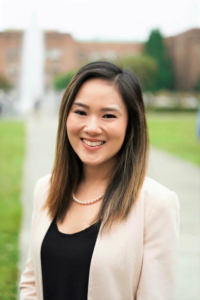 Headshot of Dawn Cheung