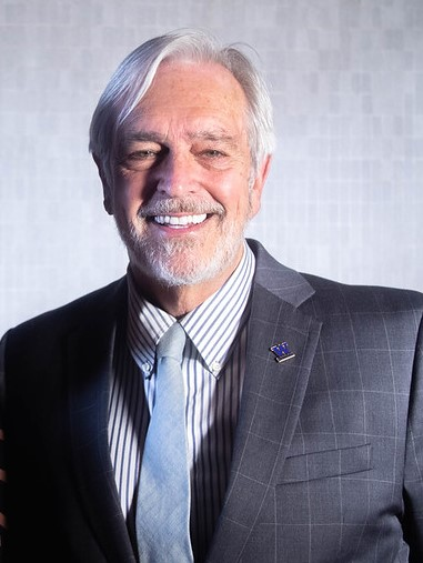 Headshot of David Ammons