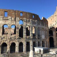 Winter 2022: Study Abroad in Rome